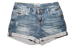 Short CREEKS en jean