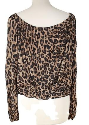Haut court léopard