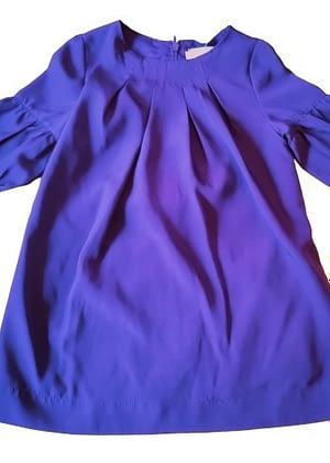 Belle robe violette