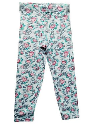 Legging Minnie et roses