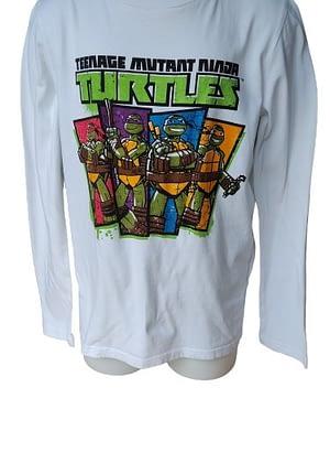 T-shirt manches longues Tortues Ninja