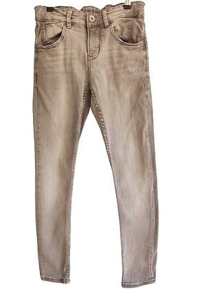 Jeans gris ZARA