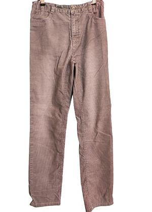 Pantalon velours gris Cyrillus