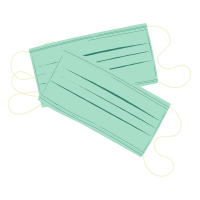 coronavirus masque