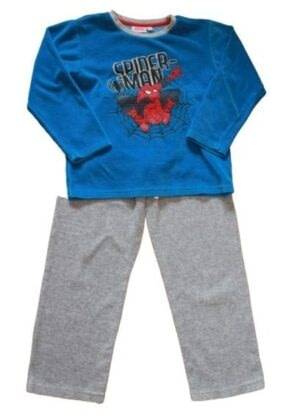 Pyjama velours Spiderman