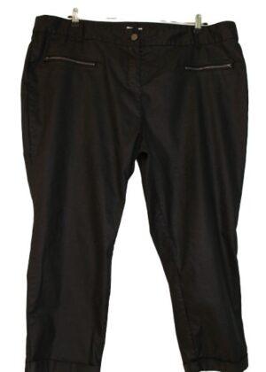 Pantalon effet huilé