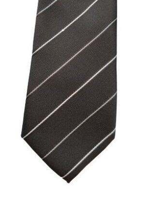Cravate fines rayures