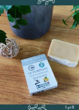 Savon Solide Antheya Purifiant au lait de chèvre